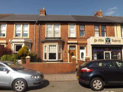 3 Bedrooms Terraced House for sale in Stanhope Road, South Shields, Tyne and Wear, NE33