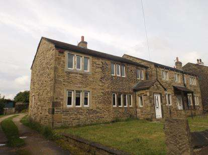 4 Bedrooms Detached House for sale in Crosland Hill Road, Crosland, Huddersfield, West Yorkshire