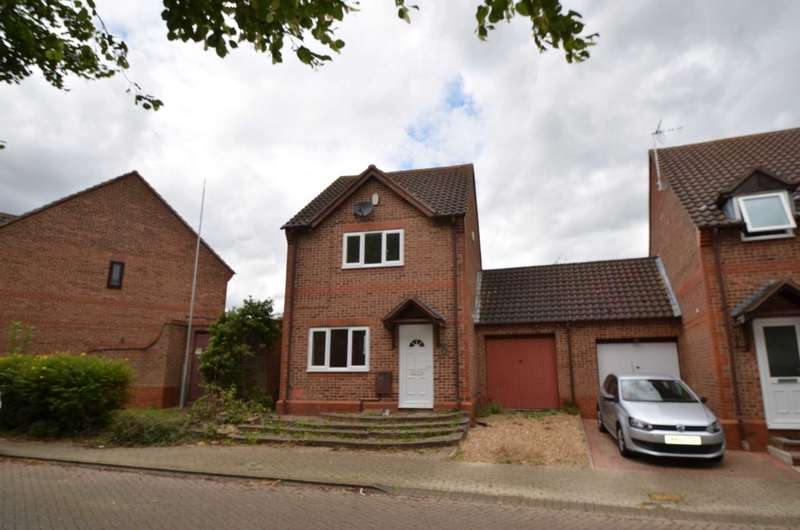 3 Bedrooms Link Detached House for sale in Furzton