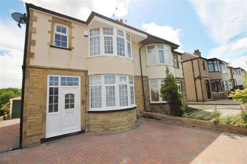 3 Bedrooms Semi Detached House for sale in Bradford Road, Pudsey, LS28 7HQ