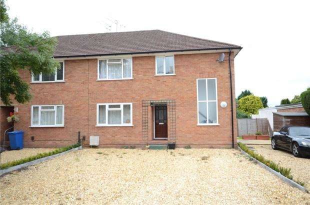 2 Bedrooms Maisonette Flat for sale in Ray Lea Road, Maidenhead, Berkshire