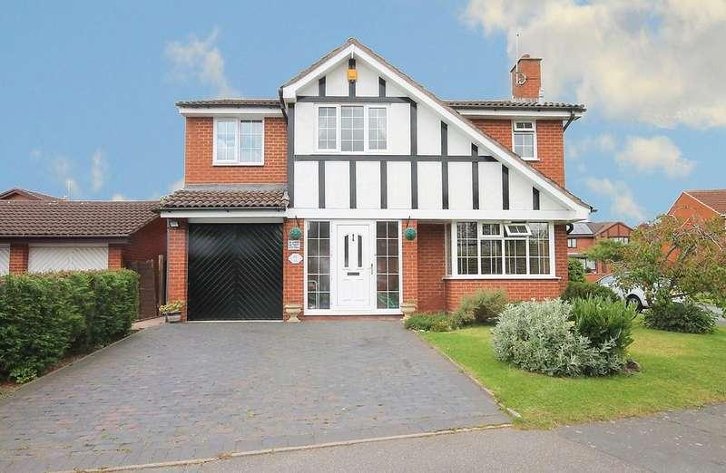 5 Bedrooms Detached House for sale in Bellingham, Wilnecote, Tamworth