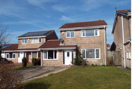 3 Bedrooms Detached House for sale in Dukes Meadow, Ingol, Preston, PR2