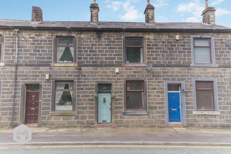 2 Bedrooms Terraced House for sale in Manchester Road, Ramsbottom, Bury, BL0