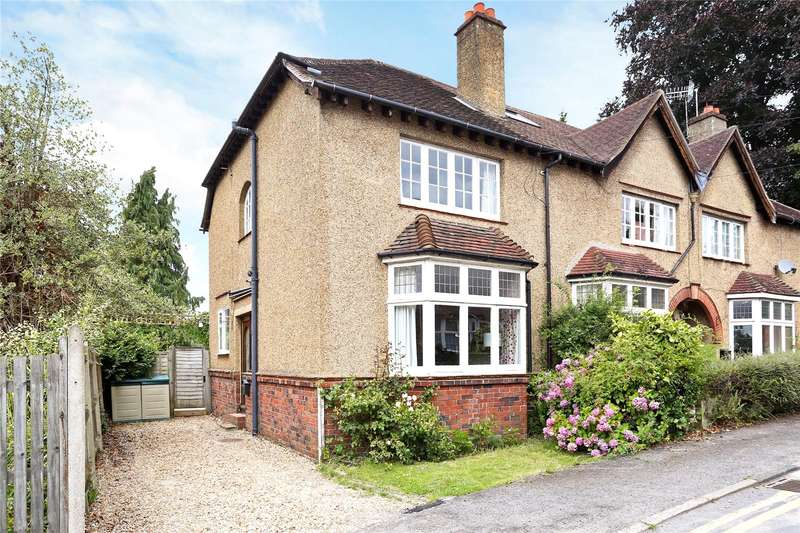 3 Bedrooms Semi Detached House for sale in Chestnut Avenue, Haslemere, Surrey, GU27
