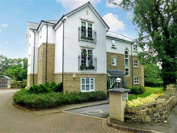 2 Bedrooms Flat for sale in Peploe House, Nab Lane, Nab Wood