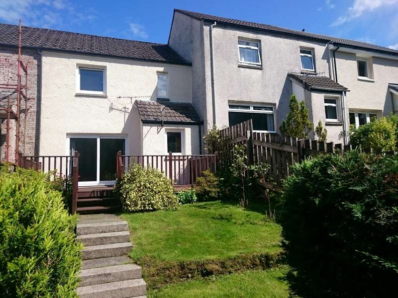 2 Bedrooms Terraced House for sale in 5 MacDonald Terrace, Lochgilphead, PA31 8TE