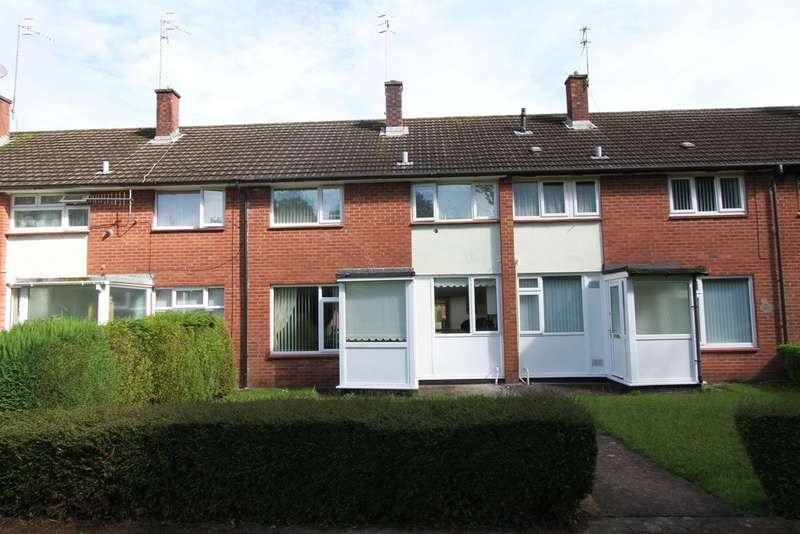 3 Bedrooms Terraced House for sale in Ribble Walk, Bettws, Newport