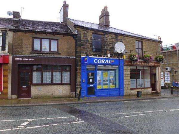 2 Bedrooms Terraced House for sale in Union Road, Oswaldtwistle