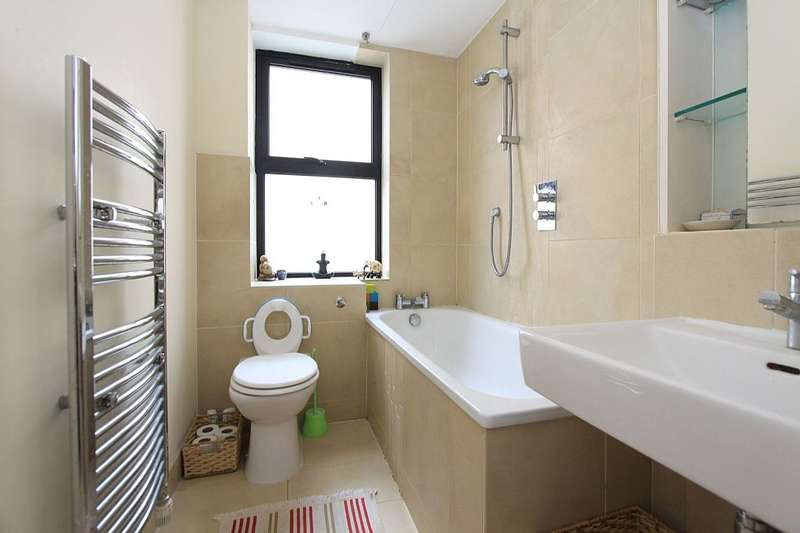 2 Bedrooms Apartment Flat for sale in 3 Burder Road, London, London, N1