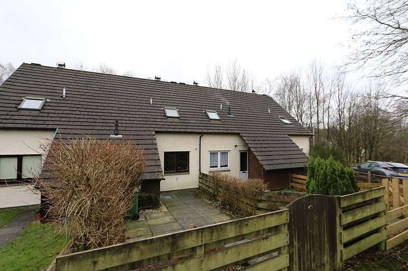 2 Bedrooms Terraced House for sale in Droomer Lane, Windermere, Cumbria, LA23