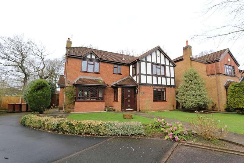4 Bedrooms Detached House for sale in Dunrobin Drive, Euxton, Chorley, Lancashire, PR7 6NE