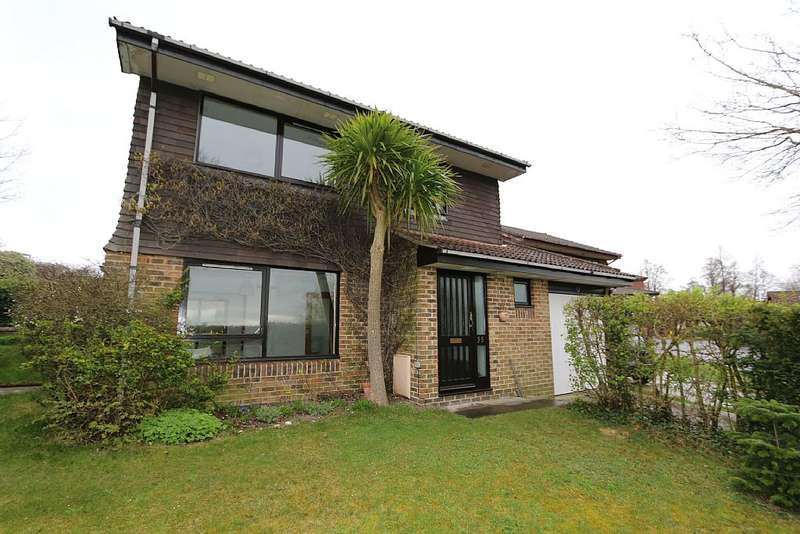 4 Bedrooms Detached House for sale in The Gallops, Lewes, East Sussex, BN7 1LR