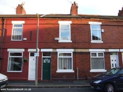 2 Bedrooms Terraced House for sale in 8, Howlls Avenue, Sale, Cheshire, M33 7EU