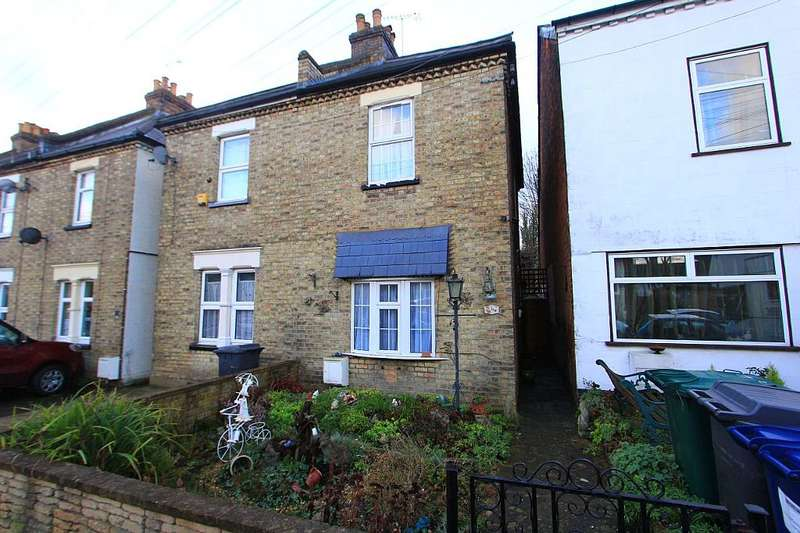3 Bedrooms Semi Detached House for sale in Lancaster Road, Barnet, London, EN4 8AL