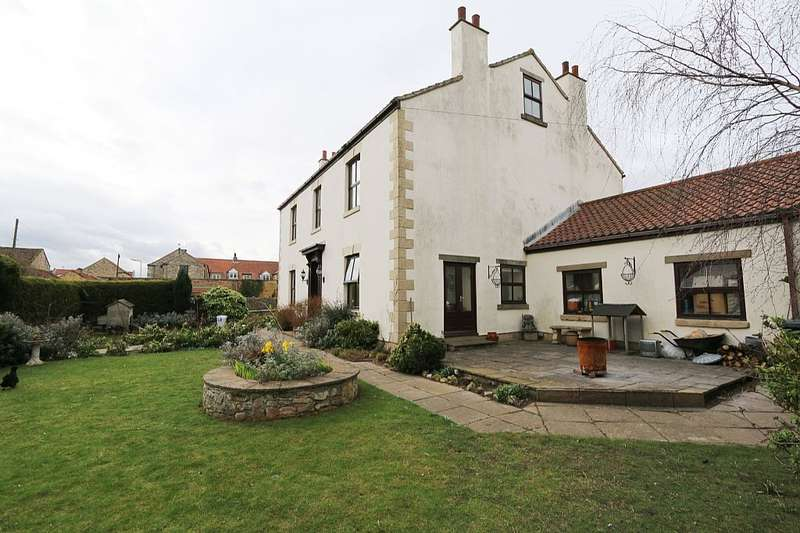 6 Bedrooms Detached House for sale in Pinfold Lane, Kirk Smeaton, Pontefract, West Yorkshire, WF8 3JT