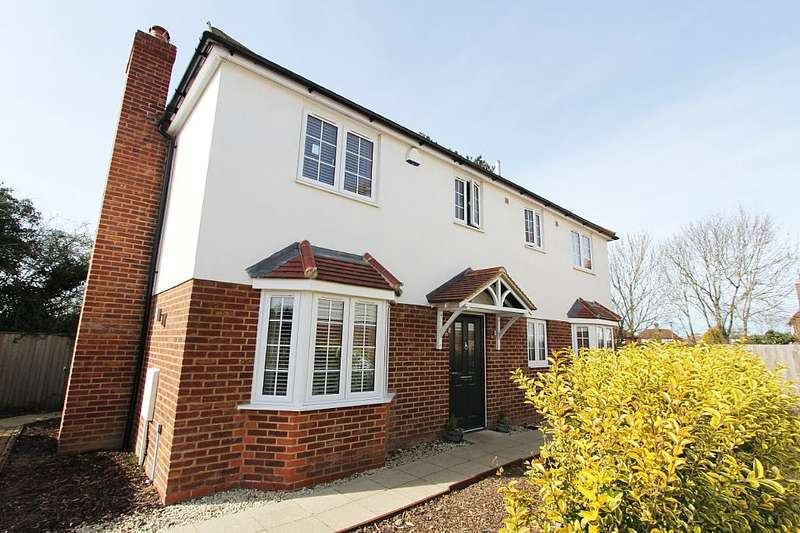 3 Bedrooms Detached House for sale in Poplar Road, Wittersham, Tenterden, Kent, TN30 7PD