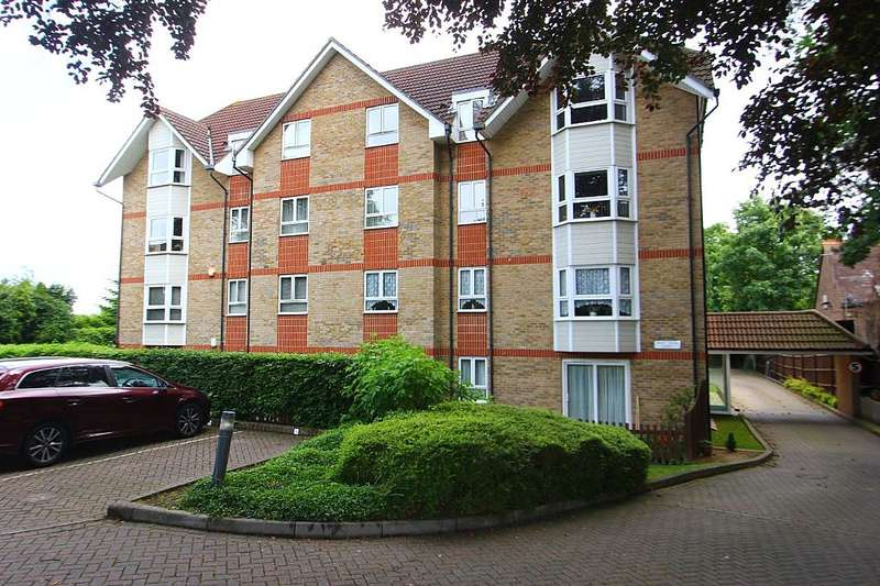 2 Bedrooms Flat for sale in Sweet Briar Court, 80 London Road, Maidstone, Kent, ME16 0DR