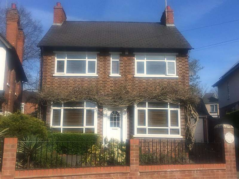 5 Bedrooms Detached House for sale in West Avenue, Coventry, West Midlands, CV2 4DG
