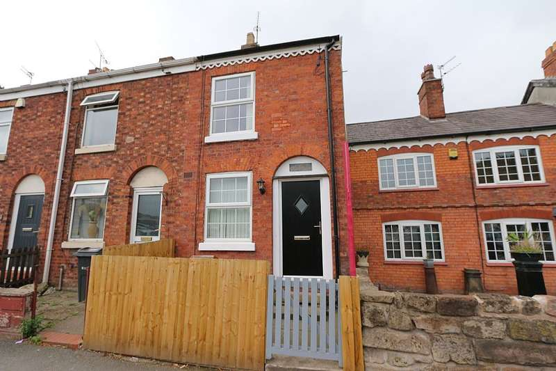 2 Bedrooms Terraced House for sale in Delamere Street, Winsford, Cheshire, CW7 2LY