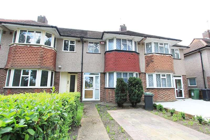3 Bedrooms Terraced House for sale in Verdant Lane, London, London, SE6 1TW
