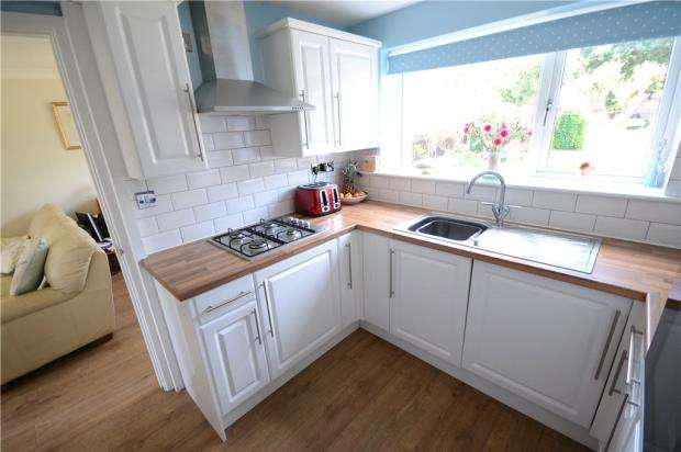 3 Bedrooms Terraced House for sale in Virginia Way, Reading, Berkshire