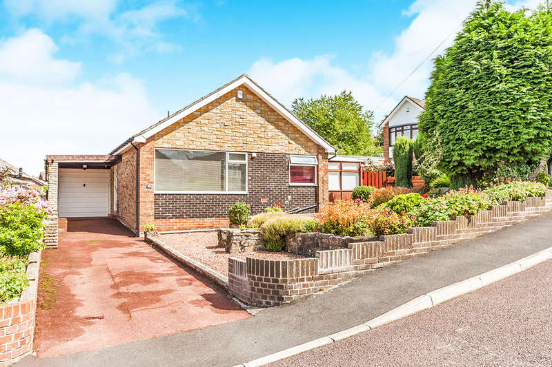 2 Bedrooms Detached Bungalow for sale in Meadow Close, Blaydon-On-Tyne, NE21