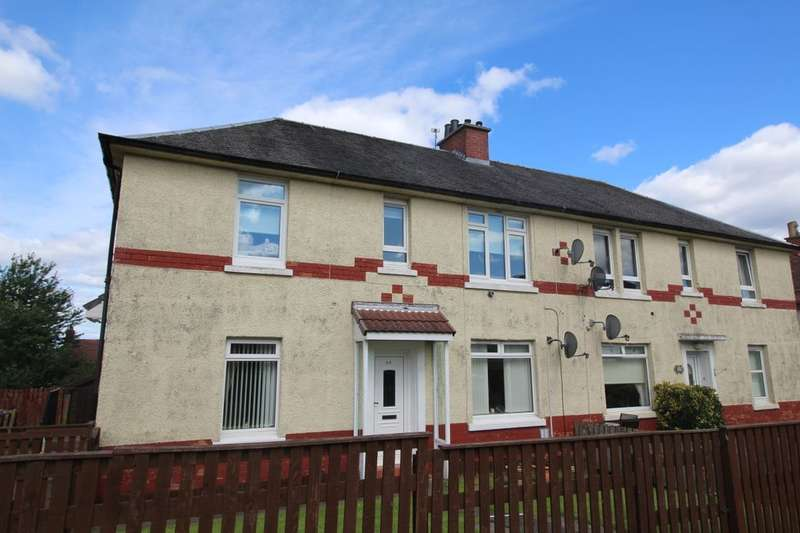 2 Bedrooms Flat for sale in Mayfield Road, Hamilton, ML3
