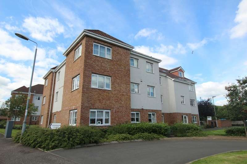 2 Bedrooms Flat for sale in Copperwood Court, Hamilton, ML3