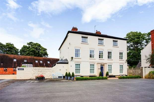 2 Bedrooms Flat for sale in Stretton Grandison, Stretton Grandison, Ledbury, Herefordshire