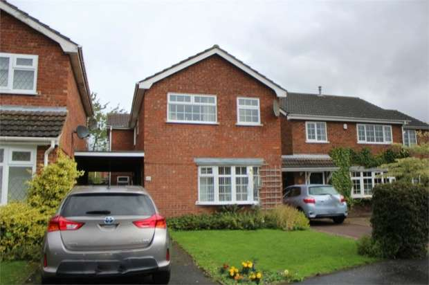 4 Bedrooms Detached House for sale in Park Road, Barton under Needwood, Burton-on-Trent, Staffordshire