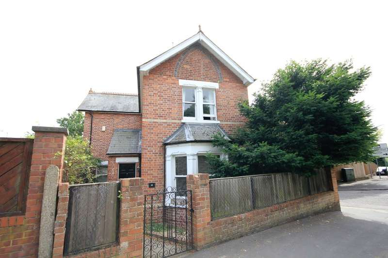 3 Bedrooms Detached House for sale in Henley Road, Caversham, Reading, RG4