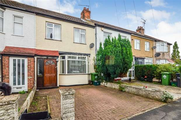 3 Bedrooms Terraced House for sale in Lambton Avenue, Waltham Cross, Hertfordshire