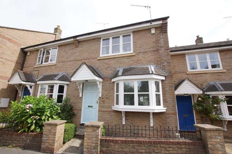 3 Bedrooms Town House for sale in Chalice Close, Lower Parkstone, Poole