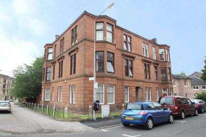 2 Bedrooms Flat for sale in Windsor Terrace, Woodside, Glasgow