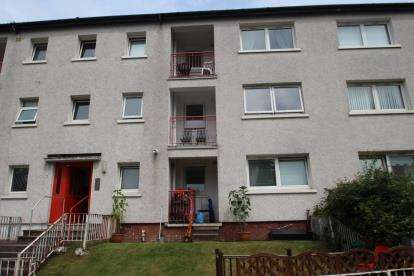 2 Bedrooms Flat for sale in Langbar Crescent, Glasgow