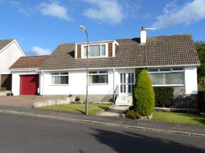 5 Bedrooms Detached House for sale in Castlehill Road, Stewarton