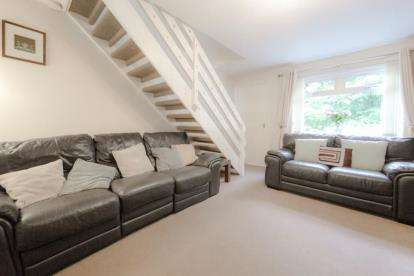 2 Bedrooms Terraced House for sale in Denholm Way, Beith
