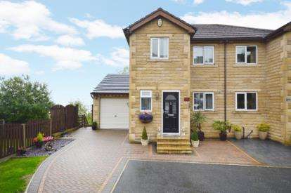 3 Bedrooms Semi Detached House for sale in Ridge View Drive, Sheffield, South Yorkshire