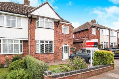 3 Bedrooms Semi Detached House for sale in Coniston Road, Sutton Coldfield, West Midlands, .
