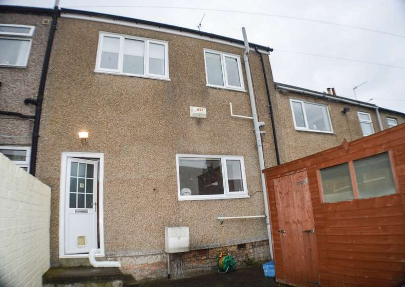 2 Bedrooms House for sale in Wesley Street, Prudhoe, NE42