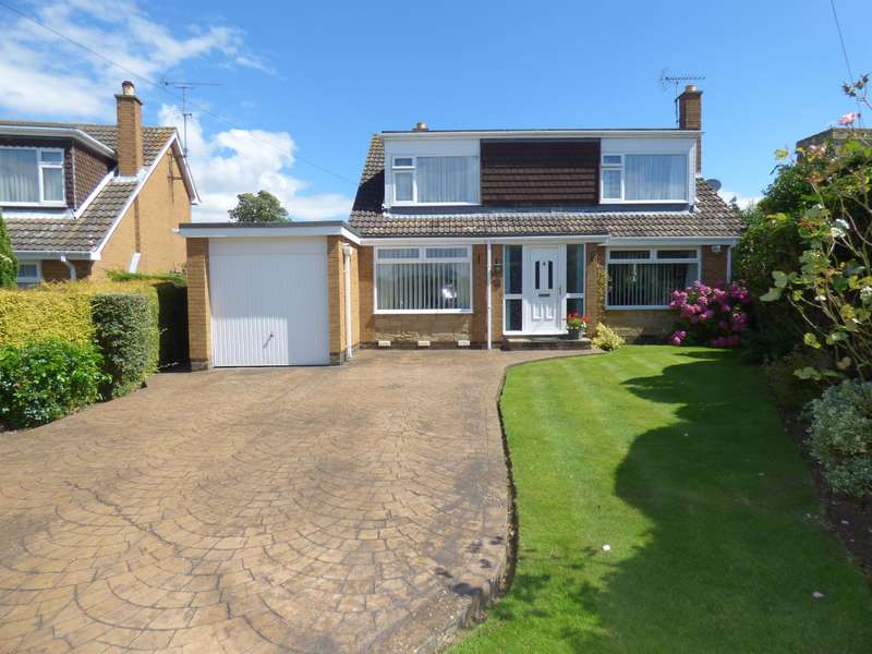 4 Bedrooms Detached House for sale in The Meadows, Cherry Burton, Beverley, HU17 7RL