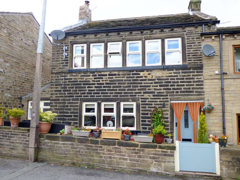 2 Bedrooms Unique Property for sale in High Street, Golcar, Huddersfield, HD7 4NJ