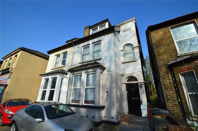 1 Bedroom Maisonette Flat for sale in Brighton Road, South Croydon