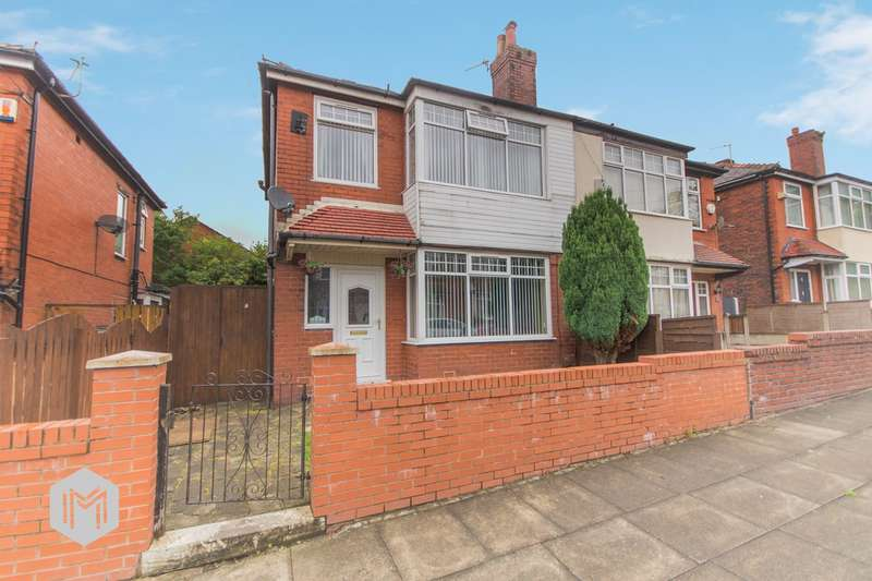 3 Bedrooms Semi Detached House for sale in Clunton Avenue, Bolton, BL3