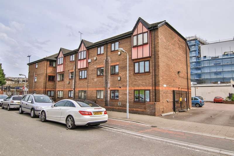 1 Bedroom Ground Flat for sale in St Peters Street, Roath, Cardiff