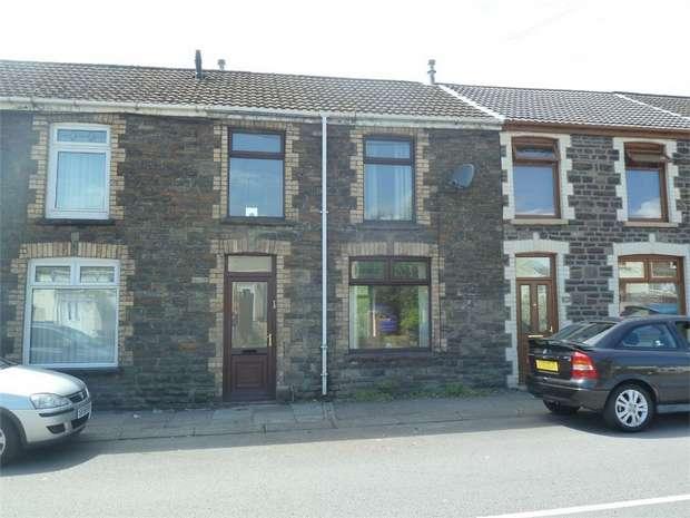 3 Bedrooms Terraced House for sale in Castle Street, Maesteg, Maesteg, Mid Glamorgan