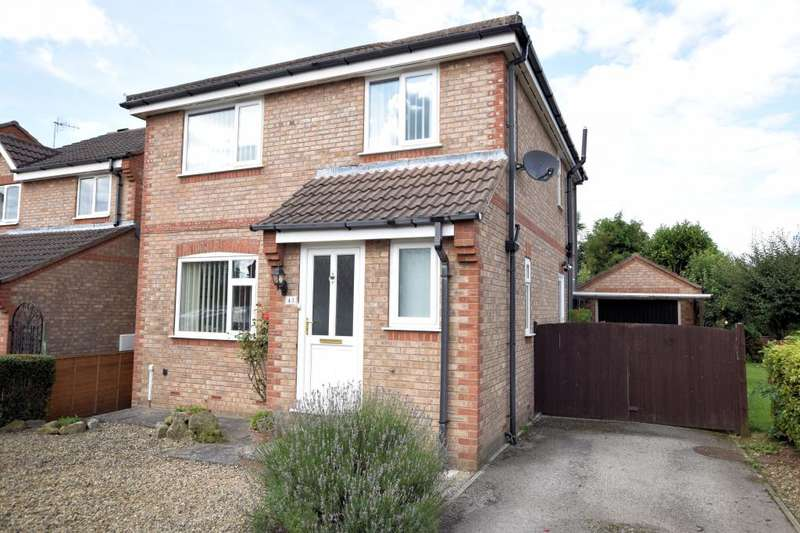 3 Bedrooms Detached House for sale in Heron Lane, Crossgates, Scarborough, North Yorkshire YO12 4TW