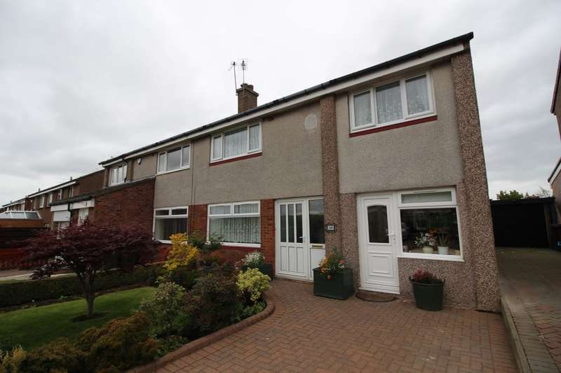4 Bedrooms Semi Detached House for sale in Baberton Mains Avenue, Edinburgh, EH14