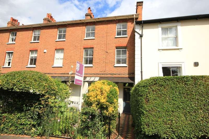 5 Bedrooms Town House for sale in Jesse Terrace, Reading, RG1